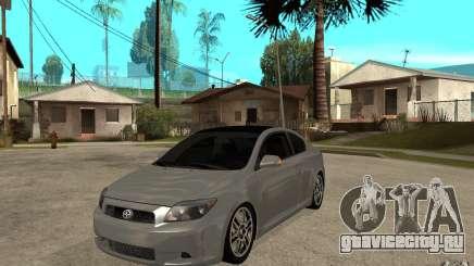 Scion tC - Stock для GTA San Andreas