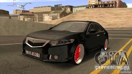 Acura TSX Doxy для GTA San Andreas