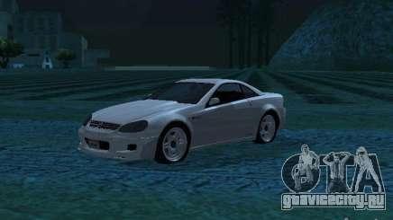GTA IV Feltzer для GTA San Andreas