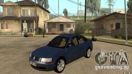 VW Passat B5 1.8T для GTA San Andreas
