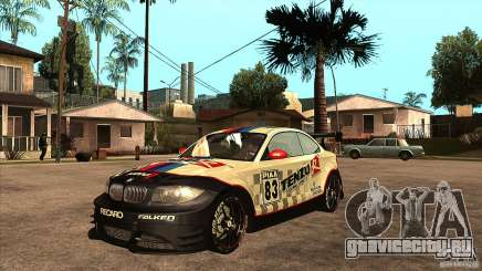 BMW 135i Coupe GP Edition Skin 1 для GTA San Andreas