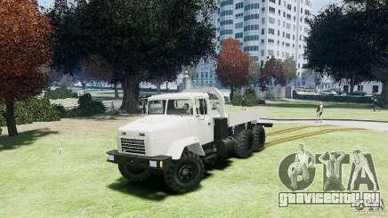 КрАЗ 6322 для GTA 4