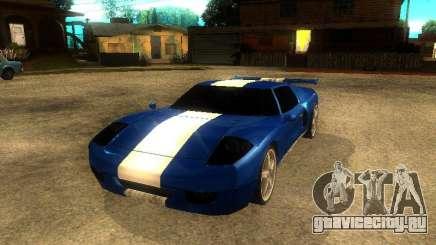Bullet GT Drift для GTA San Andreas