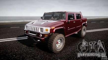 Hummer H2 4x4 OffRoad v.2.0 для GTA 4