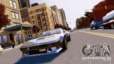 BMW M1 EPM v2.0 для GTA 4