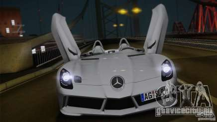 Mercedes-Benz SLR Stirling Moss 2005 для GTA San Andreas