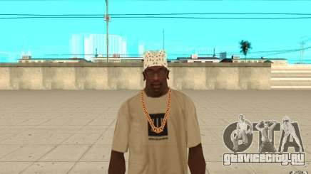 Бандана white для GTA San Andreas