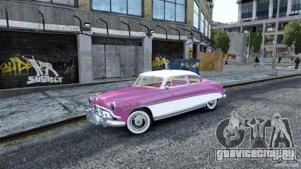 Hudson Hornet Coupe 1952 для GTA 4