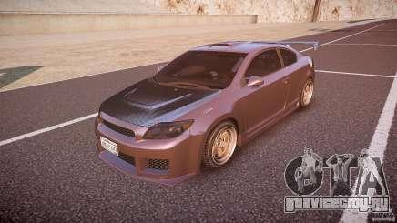 Toyota Scion TC 2.4 Tuning Edition для GTA 4