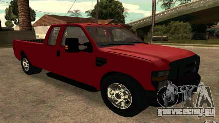 Ford F250 Super Dute для GTA San Andreas