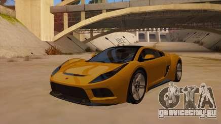 Saleen S5S Raptor 2010 для GTA San Andreas