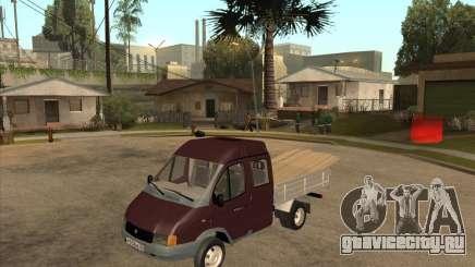 ГАЗ 33023 для GTA San Andreas