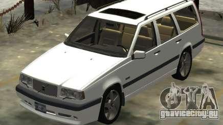 Volvo 850 R 1996 Rims 2 для GTA 4
