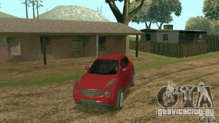 Nissan Juke для GTA San Andreas