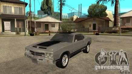 Sabre из GTA 4 для GTA San Andreas