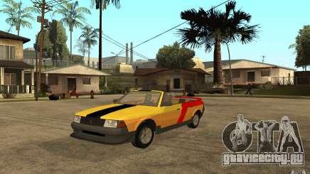 Москвич 2141 Cabriolet для GTA San Andreas