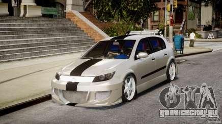 Opel Astra 1.9 TDI 2007 для GTA 4