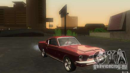 Shelby GT500KR для GTA San Andreas
