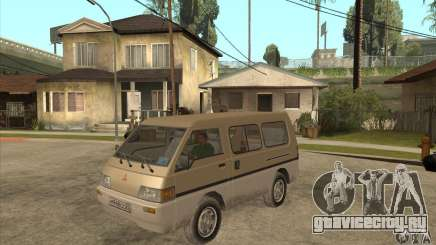 Mitsubishi L300 для GTA San Andreas