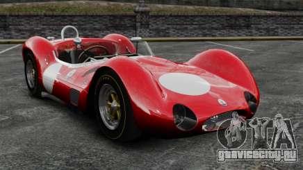 Maserati Tipo 60 Birdcage для GTA 4