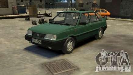 FSO Polonez для GTA 4