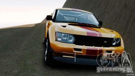 Bowler EXR S 2012 для GTA 4