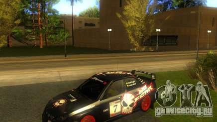 Subaru Impreza Colin McRae для GTA San Andreas