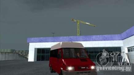 Iveco TurboDaily 35-10 для GTA San Andreas
