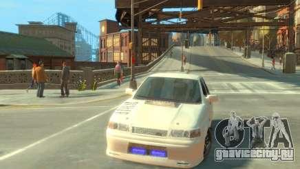 ВАЗ 2112 Тюнинг для GTA 4