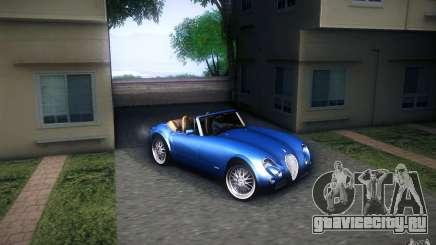 Wiesmann MF3 Roadster для GTA San Andreas