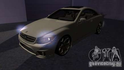 Mercedes-Benz CL65 AMG для GTA San Andreas