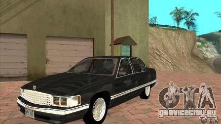 Cadillac Deville v2.0 1994 для GTA San Andreas