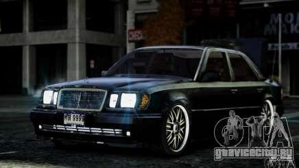 Mercedes Benz E500 для GTA 4