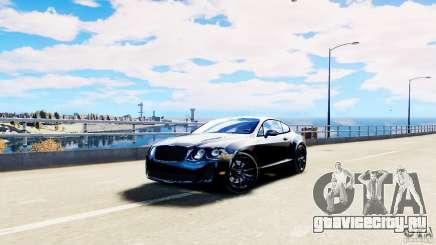 Bentley Continental SuperSports v2.5 (С тонировкой) для GTA 4