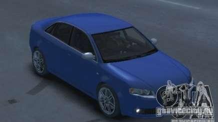 Audi RS4 v1.1 [NFS Undercover] для GTA 4
