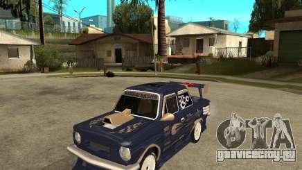 ЗАЗ - 968м STREET tune для GTA San Andreas