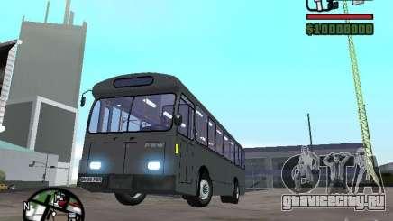 FBW Hess 91U для GTA San Andreas