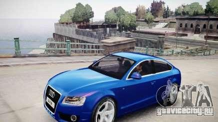 Audi A5 Sportback для GTA 4