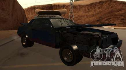 Emperor Rusty из GTA 4 для GTA San Andreas