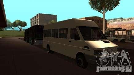 Iveco TurboDaily 49-10 для GTA San Andreas
