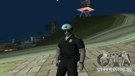 Новый ДПСник для GTA San Andreas