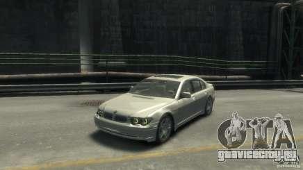 BMW 760I для GTA 4