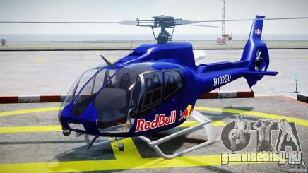 Eurocopter EC130 B4 Red Bull для GTA 4