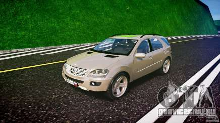 Mercedes-Benz ML 500 v1.0 для GTA 4