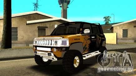 Scion xB OffRoad для GTA San Andreas