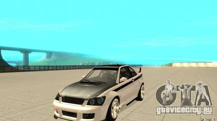 GTA IV Sultan RS FINAL для GTA San Andreas