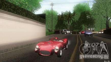 Ferrari 250 Testa Rossa для GTA San Andreas