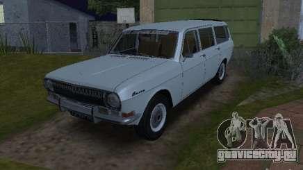 ГАЗ 24-02 для GTA San Andreas