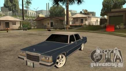 Cadillac Fleetwood Brougham 1985 для GTA San Andreas
