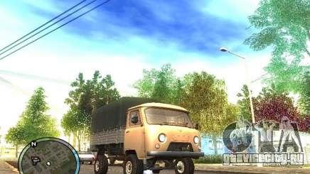 УАЗ 330364 для GTA San Andreas
